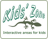 Kids interactive area